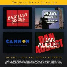 THE QUINN MARTIN COLLECTION VOLUME 1: COP AND DETECTIVE SERIES