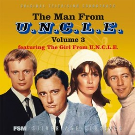 THE MAN FROM U.N.C.L.E. Vol.3