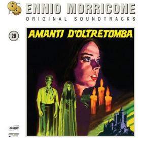 ENNIO MORRICONE ORIGINAL SOUNDTRACKS: AMANTI D'OLTRETOMBA / MILANO ODIA: LA POLIZIA NON PUO' SPARARE
