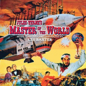 MASTER OF THE WORLD / GOLIATH AND THE BARBARIANS (2CD)