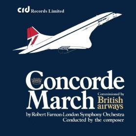 THE CONCORDE MARCH