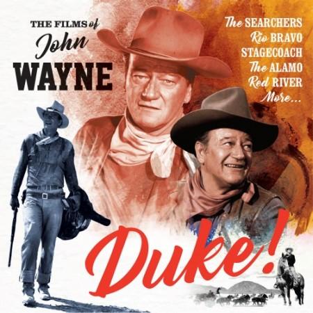 DUKE! THE FILMS OF JOHN WAYNE
