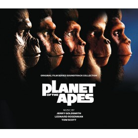 PLANET OF THE APES (ORIGINAL FILM SERIES SOUNDTRACK COLLECTION)