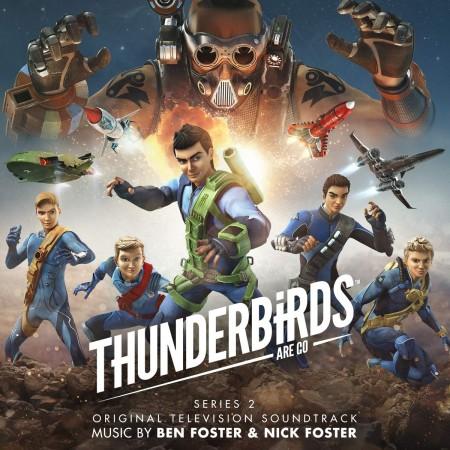 THUNDERBIRDS ARE GO (SERIES 2)