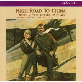 HIGH ROAD TO CHINA (GOLD DISC)