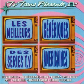 LES MEILLEURS GÉNÉRIQUES DES SÉRIES TV AMÉRICAINES 60'S