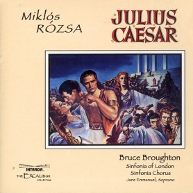 JULIUS CAESAR (RE-RECORDING)