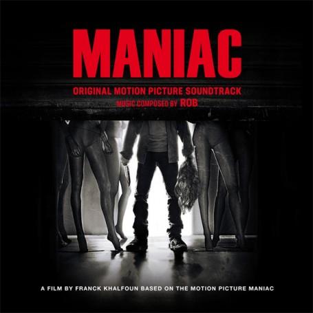 MANIAC (REISSUE)