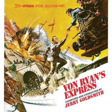 VON RYAN'S EXPRESS / THE DETECTIVE