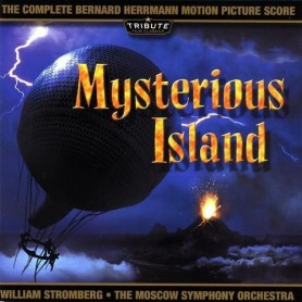 MYSTERIOUS ISLAND (COMPLETE RE-RECORDING)