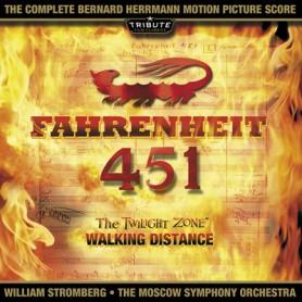 FAHRENHEIT 451 / TWILIGHT ZONE: WALKING DISTANCE (COMPLETE RE-RECORDING)
