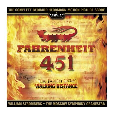 FAHRENHEIT 451 / TWILIGHT ZONE: WALKING DISTANCE (COMPLETE RE-RECORDING)