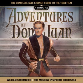 ADVENTURES OF DON JUAN / ARSENIC AND OLD LACE (COMPLETE RE-RECORDING)