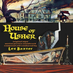 HOUSE OF USHER (REISSUE)
