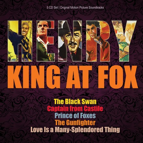 HENRY KING AT FOX