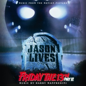FRIDAY THE 13TH PART 6: JASON LIVES