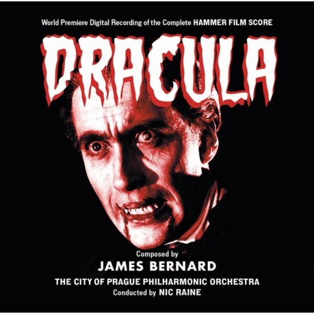 DRACULA / THE CURSE OF FRANKENSTEIN (RE-RECORDING) (REISSUE)