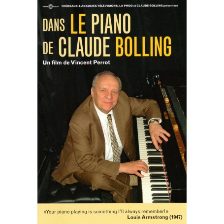 DANS LE PIANO DE CLAUDE BOLLING (DVD)