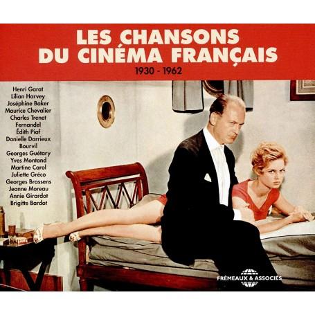 LES CHANSONS DU CINÉMA FRANÇAIS (1930-1962)