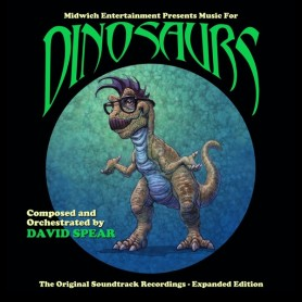 MUSIC FOR DINOSAURS