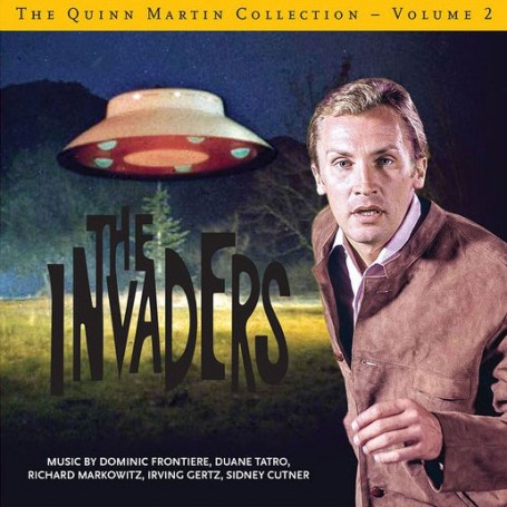 THE QUINN MARTIN COLLECTION VOLUME 2: THE INVADERS