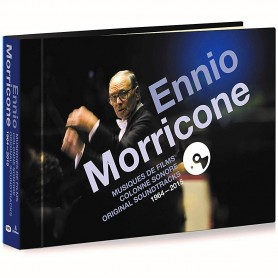 ENNIO MORRICONE : MUSIQUES DE FILMS 1964-2015