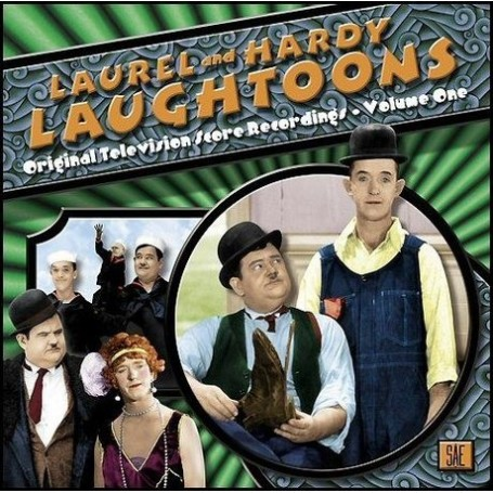 LAUREL AND HARDY LAUGHTOONS