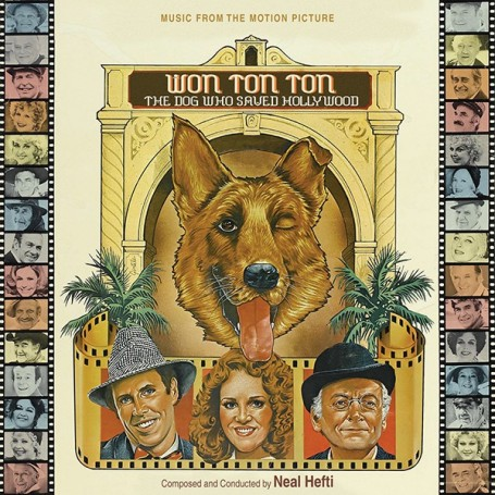 WON TON TON: THE DOG WHO SAVED HOLLYWOOD • OH DAD, POOR DAD, MAMMA'S HUNG YOU IN THE CLOSET AND I'M FEELIN' SO SAD