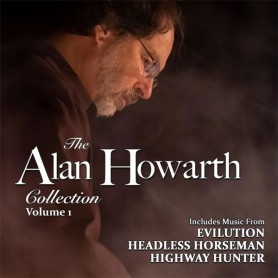 THE ALAN HOWARTH COLLECTION VOLUME 1