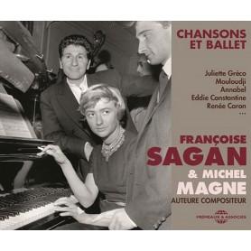 CHANSONS ET BALLET (FRANCOISE SAGAN & MICHEL MAGNE)