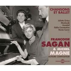 CHANSONS ET BALLET (FRANCOISE SAGAN ET MICHEL MAGNE)