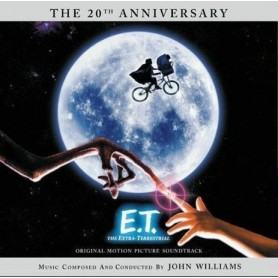 E.T. THE EXTRA TERRESTRIAL (20TH ANNIVERSARY)
