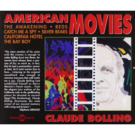 AMERICAN MOVIES : THE AWAKENING, CATCH ME A SPY, SILVER BEARS, REDS, THE BAY BOY, CALIFORNIA HOTEL