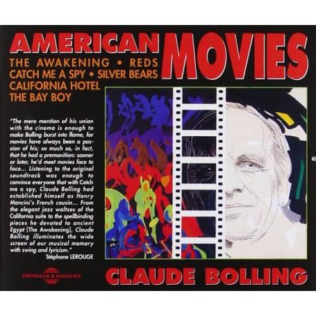 AMERICAN MOVIES : THE AWAKENING, CATCH ME A SPY, SILVER BEARS, REDS, THE BAY BOY, CALIFORNIA HOTEL