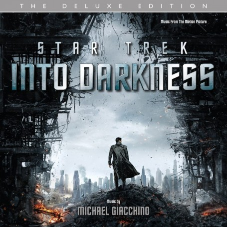 STAR TREK INTO DARKNESS (THE DELUXE EDITION)
