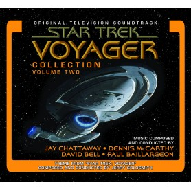 STAR TREK VOYAGER COLLECTION (VOLUME 2)