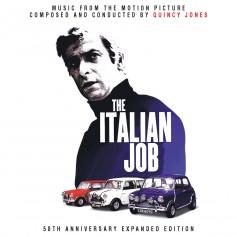 THE ITALIAN JOB (50th ANNIVERSARY EXPANDED EDITION)