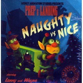 PREP & LANDING: NAUGHTY VS NICE / OPERATION SECRET SANTA