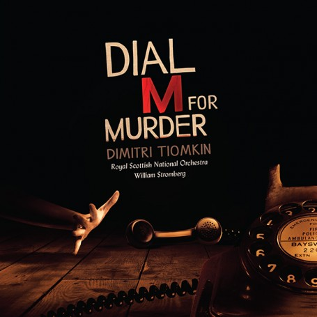 DIAL M FOR MURDER (RE-RECORDING)