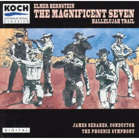 THE MAGNIFICENT SEVEN / THE HALLELUJAH TRAIL (RE-RECORDING)