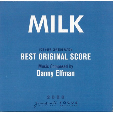 MILK (FOR YOUR CONSIDERATION)