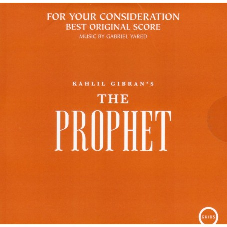 THE PROPHET (FOR YOUR CONSIDERATION)