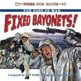 WHAT PRICE GLORY / FIXED BAYONETS! / THE DESERT RATS