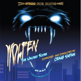 WOLFEN (UNUSED SCORE)