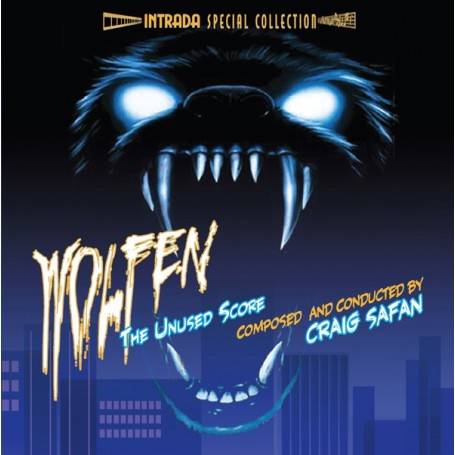 WOLFEN (UNUSED SCORE)