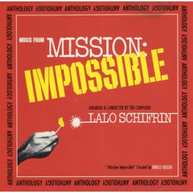 MISSION: ANTHOLOGY (MUSIC FROM MISSION: IMPOSSIBLE)