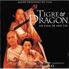 TIGRE & DRAGON (CROUCHING TIGER, HIDDEN DRAGON)