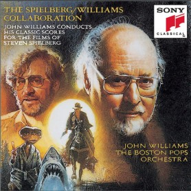 THE STEVEN SPIELBERG / JOHN WILLIAMS COLLABORATION