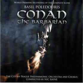 CONAN THE BARBARIAN (RE-RECORDING COMPLETE SCORE)