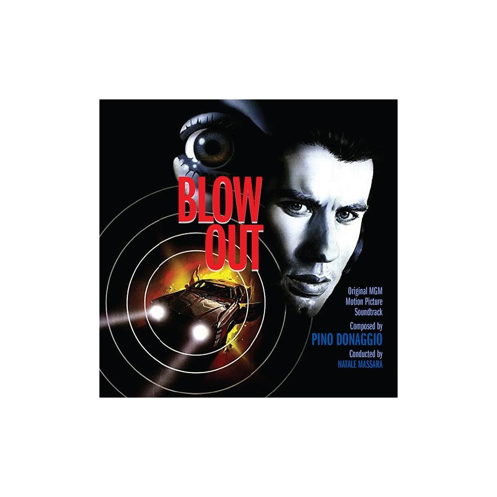 Blow Out Pino Donaggio Cd Soundtrack